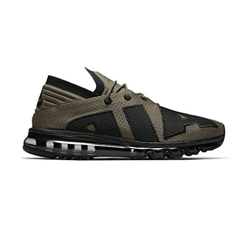 Nike Herren Air Max Flair Olivgrün Laufschuhe 942236 201