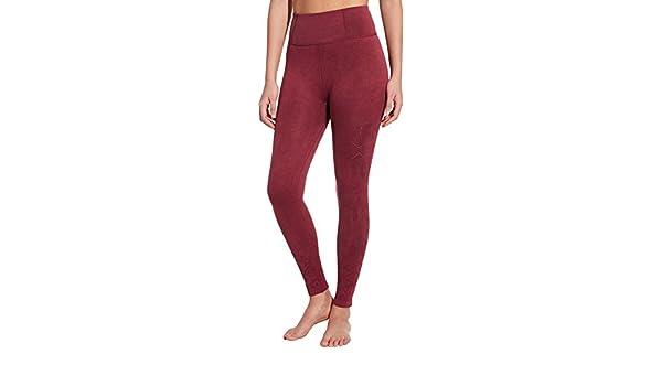 921750d3c0119 Amazon.com : CALIA by Carrie Underwood Women's Seamless Leggings (M,  Crimson Trek) : Sports & Outdoors