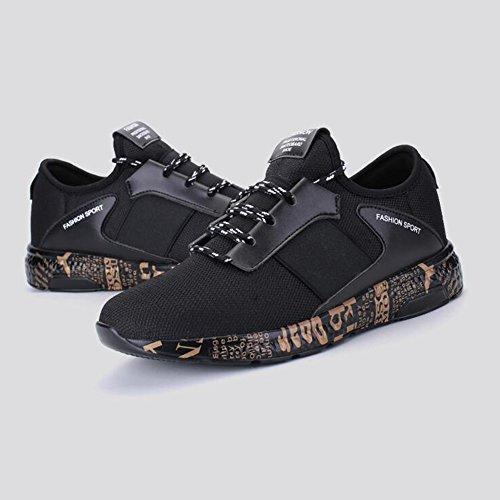 Placas Eu40 Otoño Adolescente Tamaño uk7 color cn41 De Y Coreana Versión Zapatos Grid Zapatillas Ecsd 3 Deportivos Salvaje Primavera 1 S7Iwqxax
