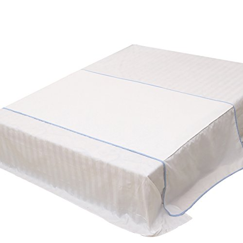 Best Kingnex Incontinence Pad For Bed Wetting, Soft Breathable Waterproof  Anti Mite Mattress Pad