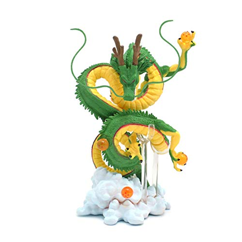 VinWin Shenron Action Figure, Dragon Ball Z Shenron Figure Collectible Statue Model Toys Best Gift