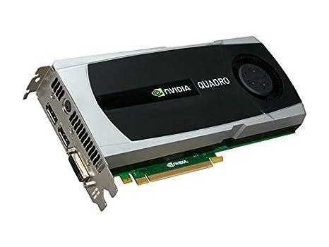 nVidia Quadro 5000 - Tarjeta gráfica (2,5 GB, GDDR5, PCI-E, Dual ...