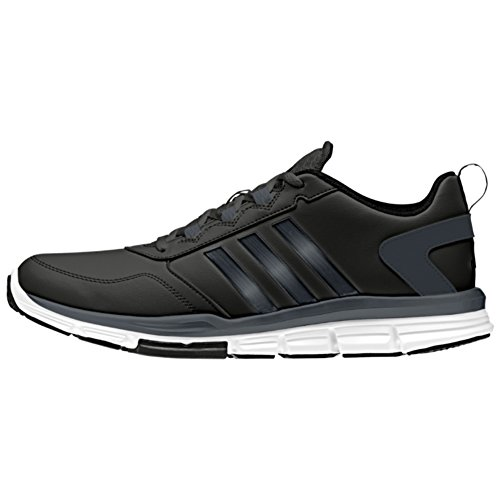 Adidas Speed Trainer 2 SL Mens Running Shoe 13 Black-Carbon-White (Air Flex Trainer Ii compare prices)