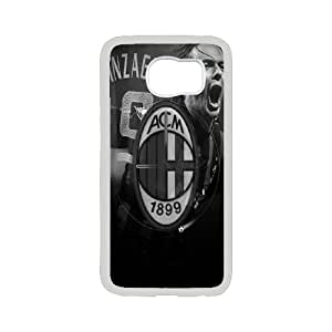 AC Milan--phone case cover For Samsung Galaxy S6