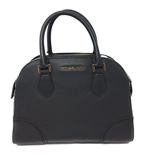 Michael Kors Hattie Pebble leather Handbag - Pink Bag White Black Kors Michael