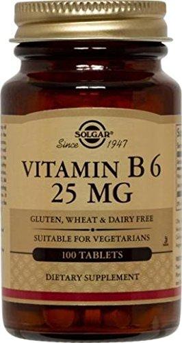 mg b6 vitamin