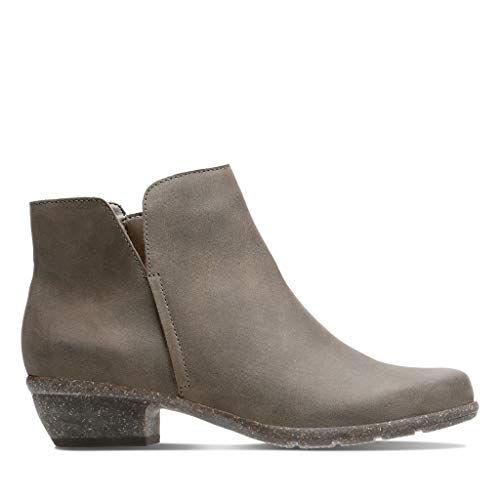 Clarks Leather Wilrose Clarks Taupe Frost Clarks Wilrose Frost Leather Frost Wilrose Taupe ZnB4Uwf