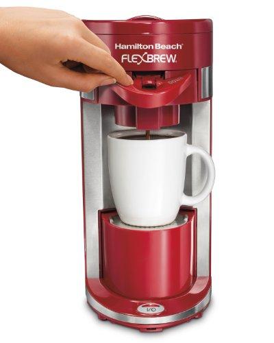 Hamilton Beach 49962 Flex Brew Single Serve Coffeemaker