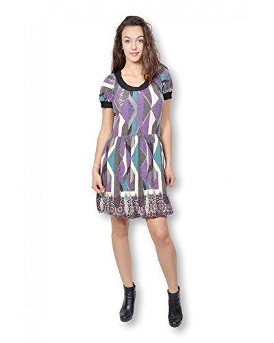 LAVAND - Vestido - globo - para mujer morado