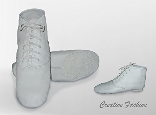 Kostov Weiß Solo extra weich Gardestiefel Sportswear Dance qqx7w4r