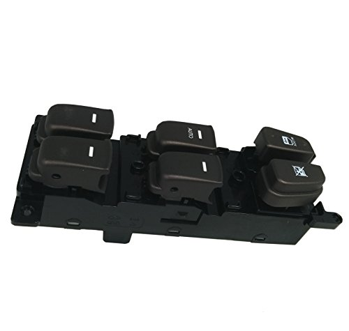 (Power Window Switch A'ssy 93570-3K600 (Drivers Side) for Hyundai Sonata 2009-2010)