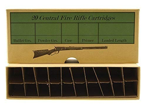 45-70 Government Ammo Box by Cheyenne Cartridge Boxes
