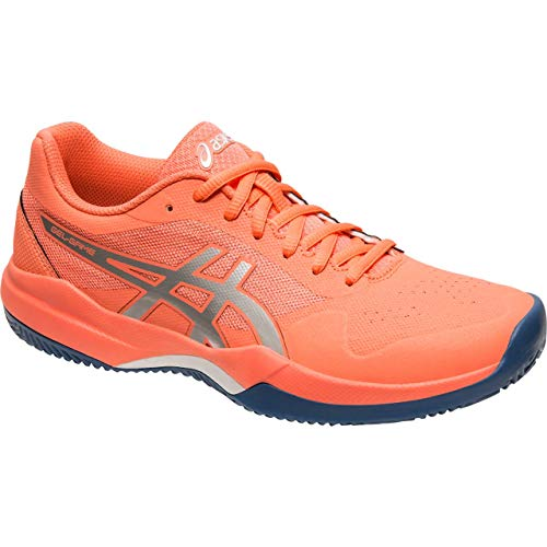 argent Tennis 7 Rose Da Scarpe game Clay Gel Asics oc Donna PUvAvO