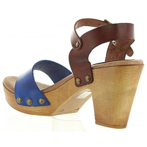 Sandales pour Femme CUMBIA 30551 AZUL