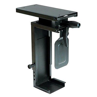 Ziotek Under Desk Sliding And Rotating Mini Cpu Holder