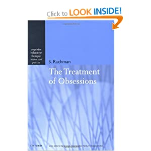 The treatment of obsessions Stanley Rachman