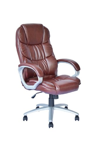 High Back Executive Leather Chair - 2