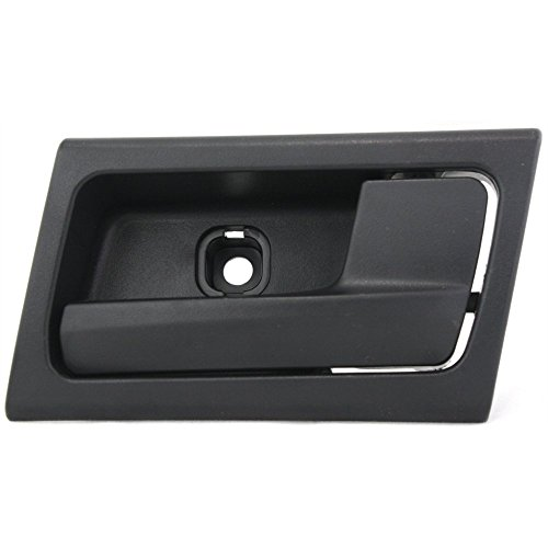 - Interior Door Handle compatible with CROWN VICTORIA/GRAND MARQUIS 03-11 Front OR Rear RH Inside All Black