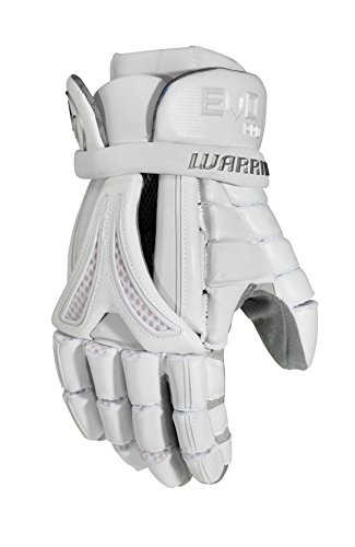 Warrior Evo Pro Gloves, Large, White by Warrior (Image #1)
