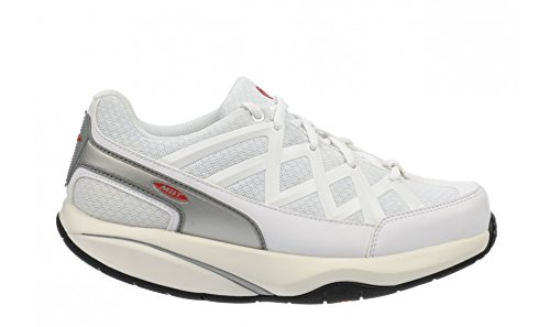 MBT Sneakers Blanco Bianco Bianco 3 Sport Damen wHrnPwp