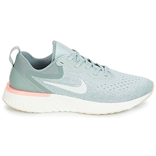 Wmns Donna NIKE React Light 009 Scarpe Green mica Odyssey Multicolore Silver Running Sail dqBwBXA