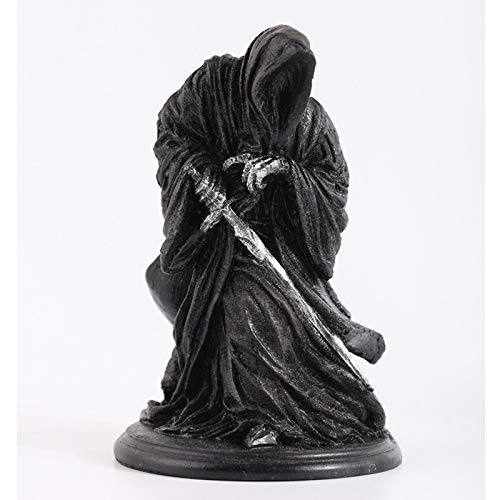 Collection The Lord of The Rings Dark Knight Witch King Black Riders Ringwraiths Model Figure Resin Statue Decoration Gift