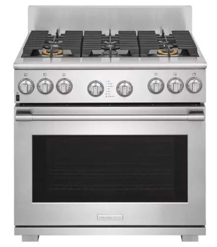 Amazon.com: Electrolux e36df76tp 36 inch de ancho 6,4 Cu. Ft ...