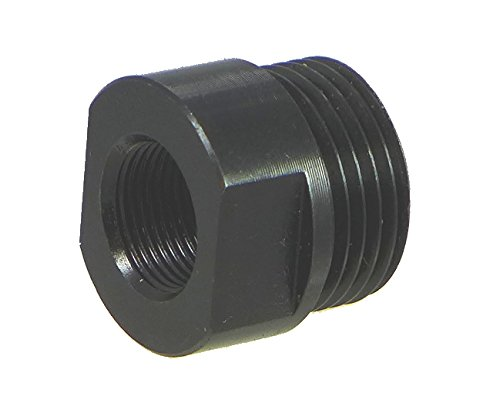 Oil Filter Adapter 1/2-28 to 13/16-16 Threaded Fitting Automotive for WIX,FRAM and BOSCH Oil Filters