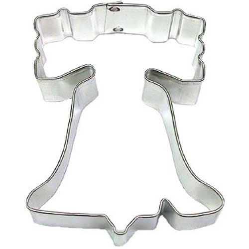 Foose Liberty Bell Cookie Cutter 3.5 in B1443