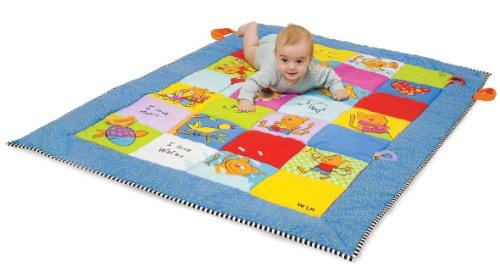 Taf Toys 10845 Sehr große Spieldecke, 100 x 150 cm