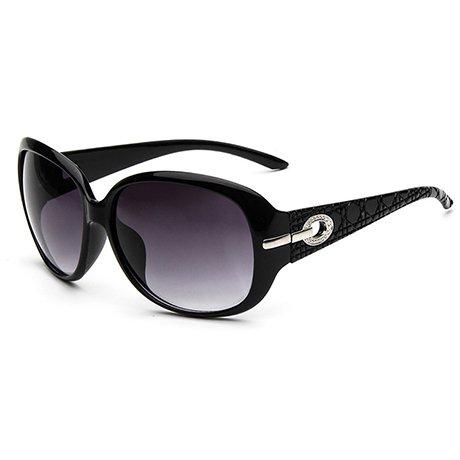Black Borgoña GGSSYY nbsp; Gafas Mujer Mujer Ladies Gafas nbsp; nbsp;Elegant de Rhinestone Uv de sol Sun sol Glasses qxCaTwSq