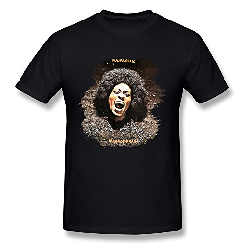 Price comparison product image Losnger Men's Funkadelic Maggot Brain T Shirt XS