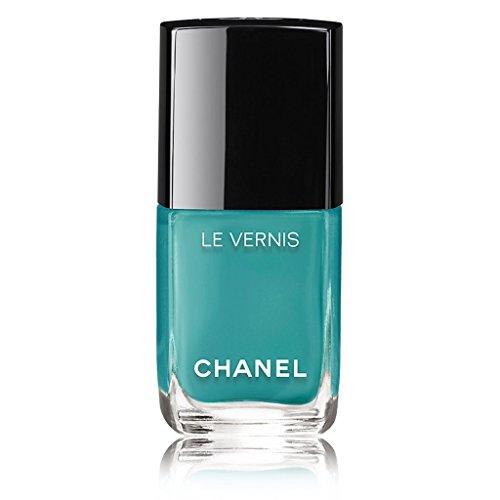 Long Wear Paint (CHANEL LE VERNIS LONGWEAR NAIL COLOUR # VERT N°19 - Limited Edition)
