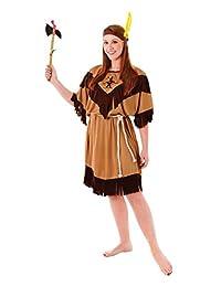 Indian Lady. Plus Size costume Adult Fancy Dress