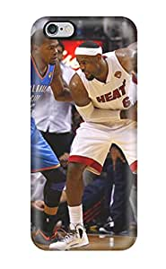 New Style oklahoma city thunder basketball nba miami heat NBA Sports & Colleges colorful iPhone 6 Plus cases