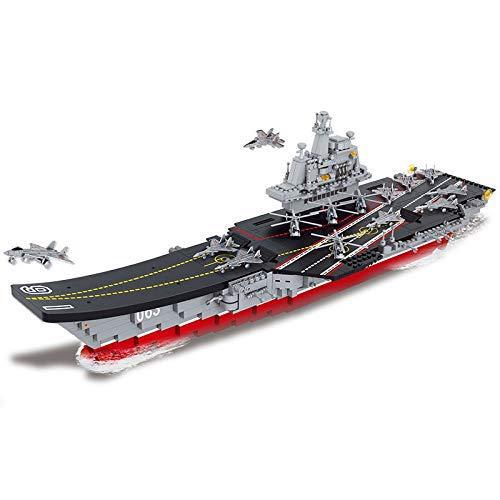 【おしゃれ】 少年ビルディングブロックモデル、空母モデル組み立てキットクラシック玩具ホビーミリタリージグソーパズルおもちゃ B07Q34JL6F B07Q34JL6F, ネットファクトリー:2bb1a4aa --- a0267596.xsph.ru