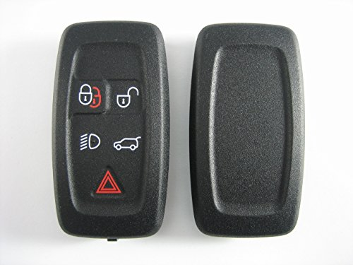 (Genuine Land Rover Smart Key Remote Fob Cover LR052905 for Range Rover Full Size and Range Rover Sport)