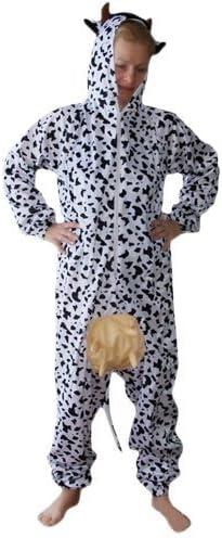 AN32 talla M vaca traje de carnaval disfraces disfraz de vaca ...