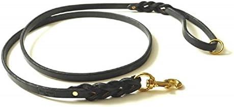 RedLine K9 Braided Leather Leashes product image