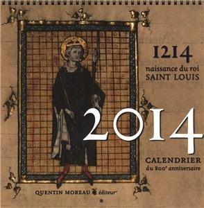 Saint Louis Calendrier.Amazon Fr Calendrier Saint Louis Collectif Livres