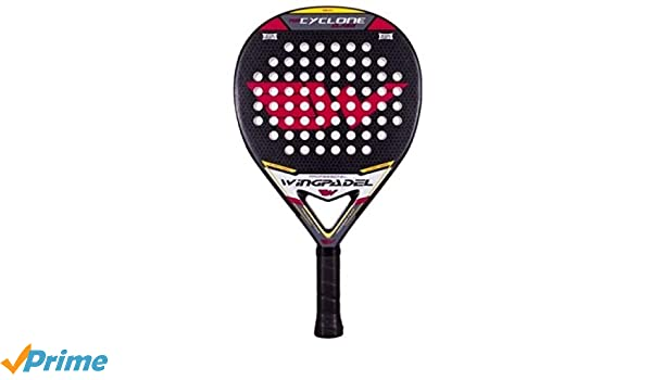 Pala De Padel Wingpadel Air Cyclone Glass: Amazon.es: Deportes y aire libre