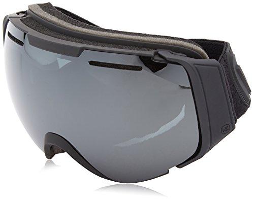 VonZipper Adult El Kabong Snow Goggles Eyewear, Black / Blackout, One Size Fits - Kabong Goggles El