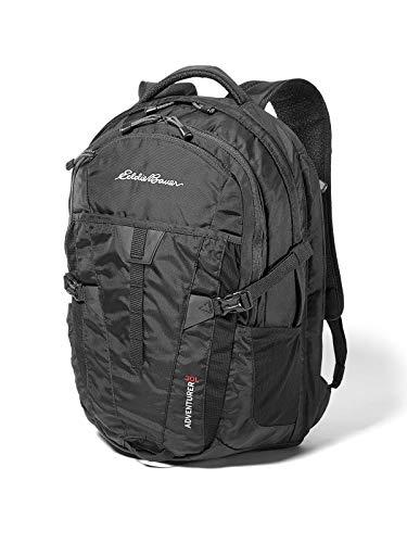 Eddie Bauer Unisex-Adult Adventurer 30L Pack, Black Regular