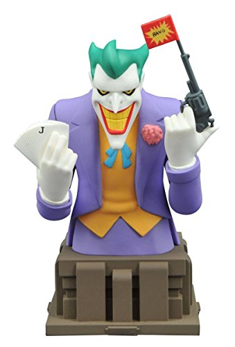 Batman: The Animated Series: The Joker Resin Bust ()
