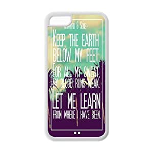 iPhone 5c Case - Mumford And Sons iPhone 5c TPU Designer Case Cover Protector