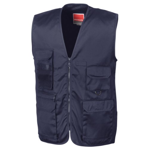 12 Pocket Mens Vest - 7
