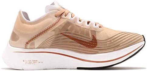 Nike Womens WMNS Zoom Fly SP, Dusty Peach/Dusty Peach, 6.5 US