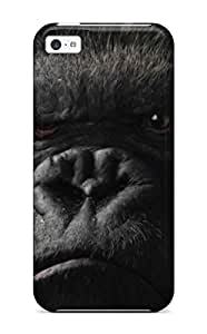 PmCYUwN250FBOFB Snap On Case Cover Skin For Iphone 5c(awesome Movie King Kong )