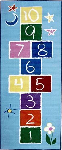 LA Rug Primary Hopscotch Rug 19