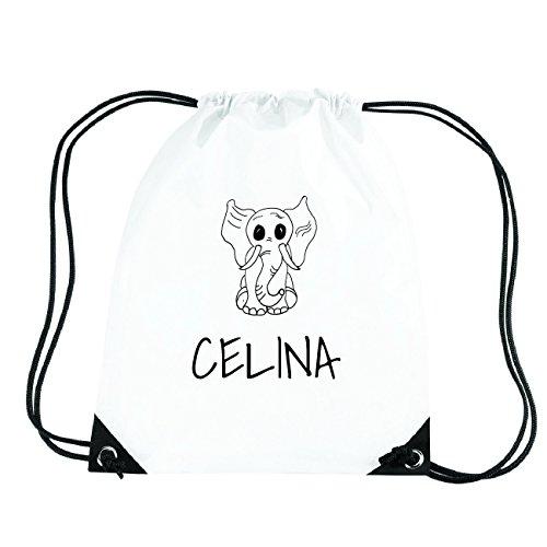 JOllipets CELINA Turnbeutel Sport Tasche PGYM5216 Design: Elefant